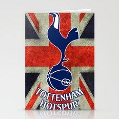 tottenham hotspurs football Stationery Cards