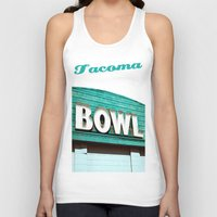 Let's Bowl! Unisex Tank Top