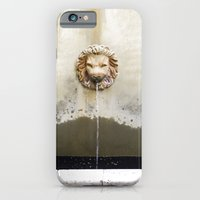 Three Lions Fountain iPhone 6 Slim Case