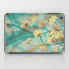 early spring iPad Case