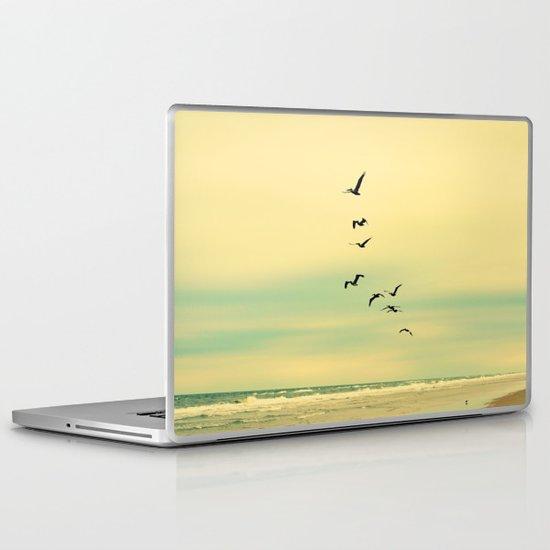 Across the Endless Sea Laptop & iPad Skin