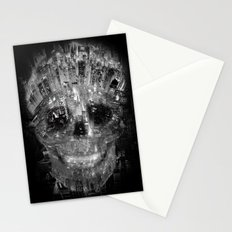 cityskull Stationery Cards