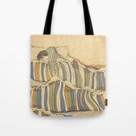 Ocean Of Love Tote Bag