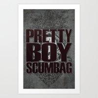Girls Scream My Name Whe… Art Print