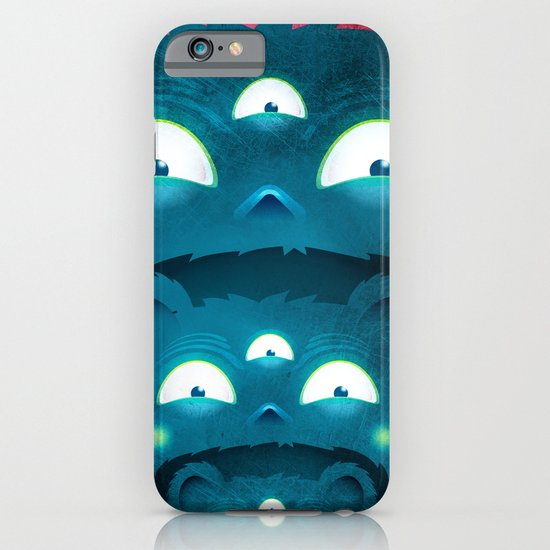 SALVAJEANIMAL BOCA iPhone & iPod Case