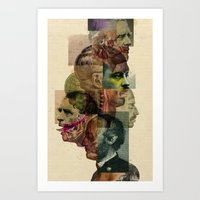 Aleedal Art Print