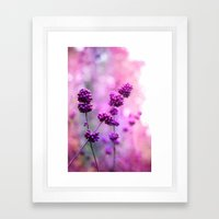 The Royal Treatment Framed Art Print