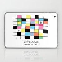 CITY BOOGIE  by ISHISHA PROJECT Laptop & iPad Skin
