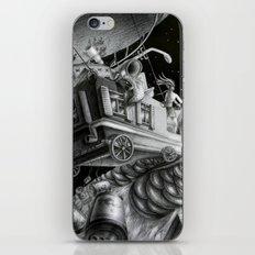Fish of destiny iPhone & iPod Skin