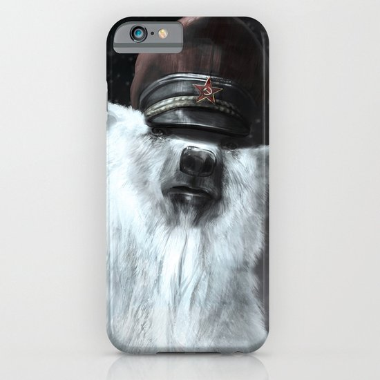 The General iPhone & iPod Case