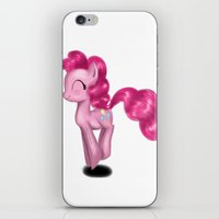 Smile, Smile, Smile iPhone & iPod Skin