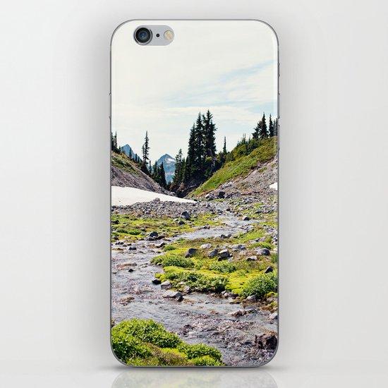Mountain Stream iPhone & iPod Skin