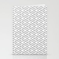Karthuizer Grey & White … Stationery Cards