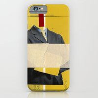 iPhone & iPod Case featuring greed. by Mikey Maruszak