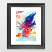 Scrap Framed Art Print