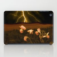 In Darkest Night One See… iPad Case