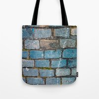 Rocks On The Streets Tote Bag