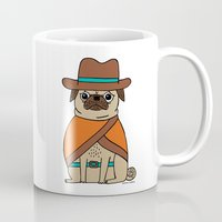 The Good, The Bad and the Pugly Mug