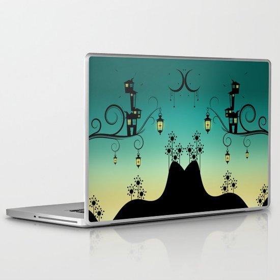 Good Night Little One. Laptop & iPad Skin