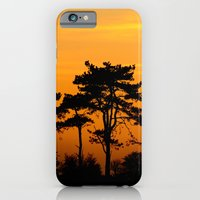 Sunset Trees iPhone 6 Slim Case
