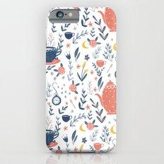 Mad Tea Party iPhone 6 Slim Case
