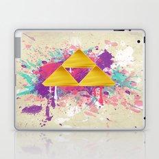 Splash Triforce Laptop & iPad Skin