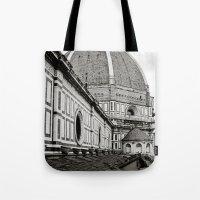 Il Duomo Di Firenze Tote Bag