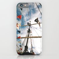 Pirate Ship iPhone 6 Slim Case