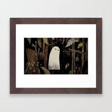 Farther Framed Art Print