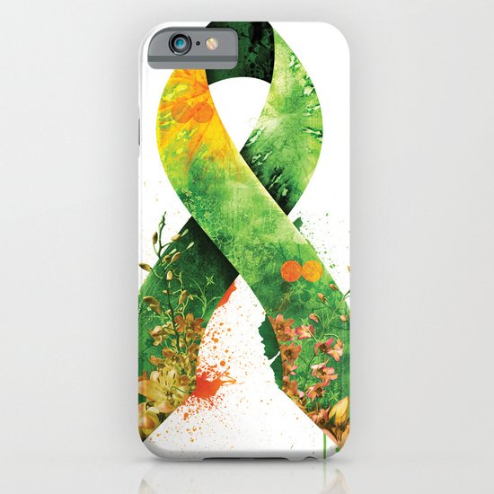 Nature Ribbon iPhone & iPod Case