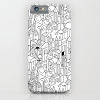 Little Escher's Building… iPhone 6 Slim Case