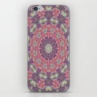 Gypsy Medallion Grape iPhone & iPod Skin