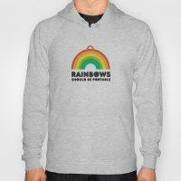 Rainbows Should Be Porta… Hoody
