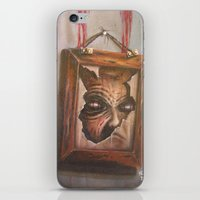Me Inside iPhone & iPod Skin