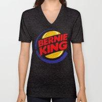 Bernie King Unisex V-Neck