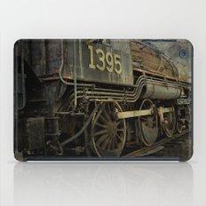 Old Iron iPad Case