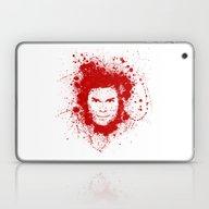 Laptop & iPad Skin featuring Dexter by David