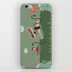 Loch NES V.2 iPhone & iPod Skin