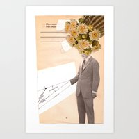 Synthesis No. 3 Art Print