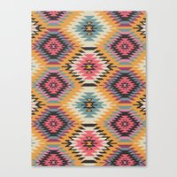 Navajo Dreams Canvas Print