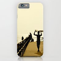 iPhone & iPod Case featuring Indian River Inlet by Annie