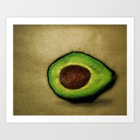 A California Treat Art Print