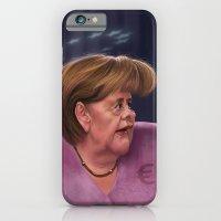Angela Merkel iPhone 6 Slim Case