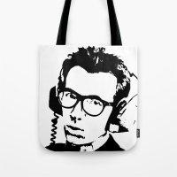 Elvis Costello   Headpho… Tote Bag