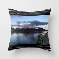 ...at the end of the day! Throw Pillow