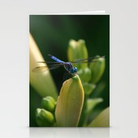 Dragon Fly 1 Stationery Cards