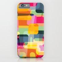 Technicolour 2 iPhone 6 Slim Case