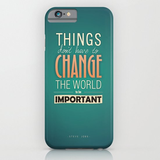 steve jobs iPhone & iPod Case