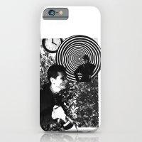 Spiraling Hopes iPhone 6 Slim Case