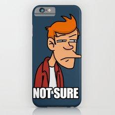 Fry is not sure iPhone 6s Slim Case
